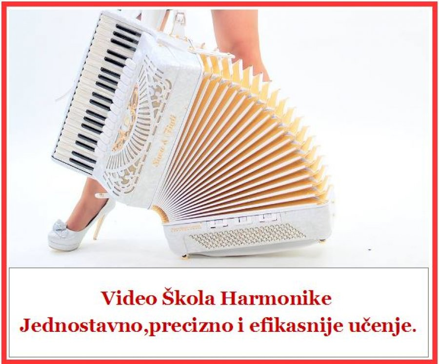 Video Škola Harmonike Slika