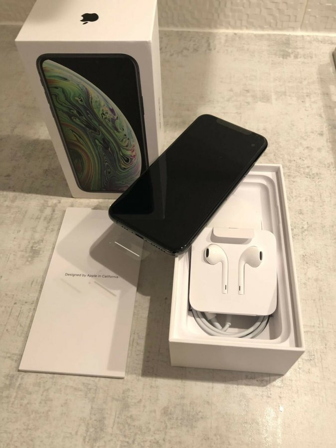 Apple iPhone XS 64gb €400 iPhone XS Max 64gb €430 iPhone X 64gb €300 i Slika